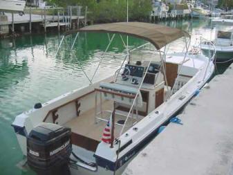 Florida Keys - Boat Rentals for Fishing, Diving and Snorkeling